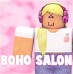 Boho Salon - Roblox